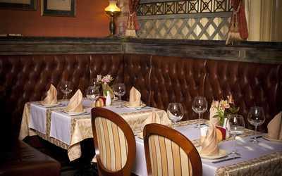 Банкетный зал ресторана Ранчо на улице Гоголя фото 1