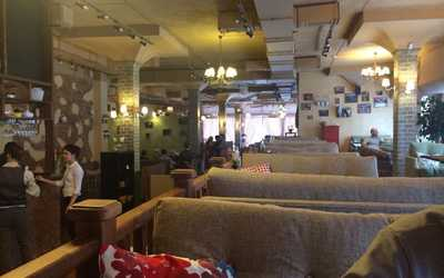 Банкетный зал ресторана Телячьи нежности в Восточной фото 1