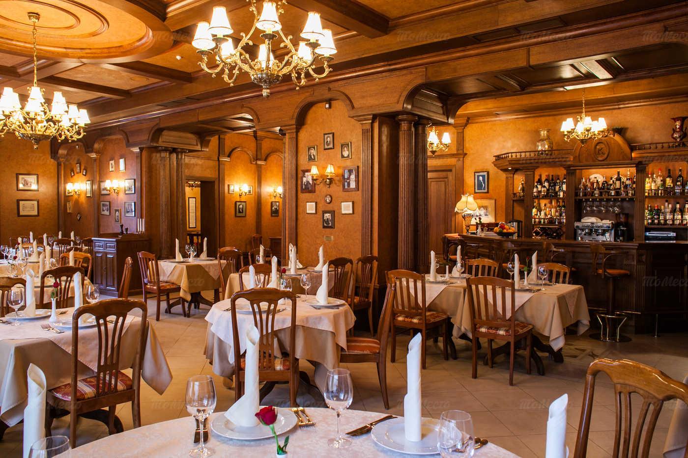 Ресторан Театр Корша в Петровском переулке