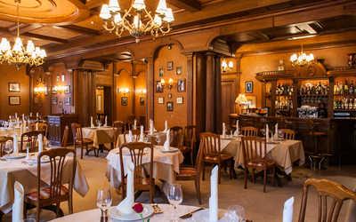 Банкетный зал ресторана Театръ Корша в Петровском