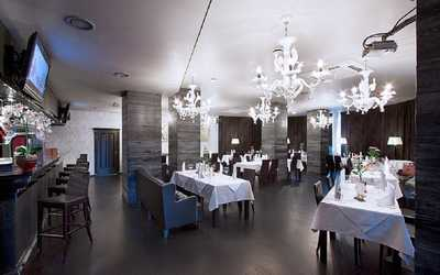 Банкетный зал ресторана Farrini на Лесной улице фото 1