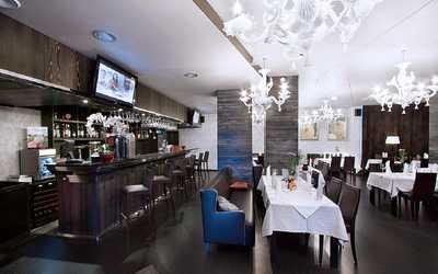 Банкетный зал ресторана Farrini на Лесной улице фото 3