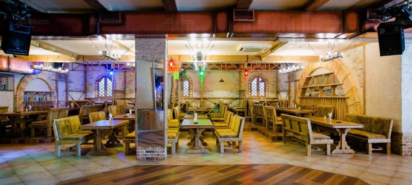 Меню паба, пивного ресторана, ресторана GuttenBier (Гуттен бир) на улице Маршала Казакова