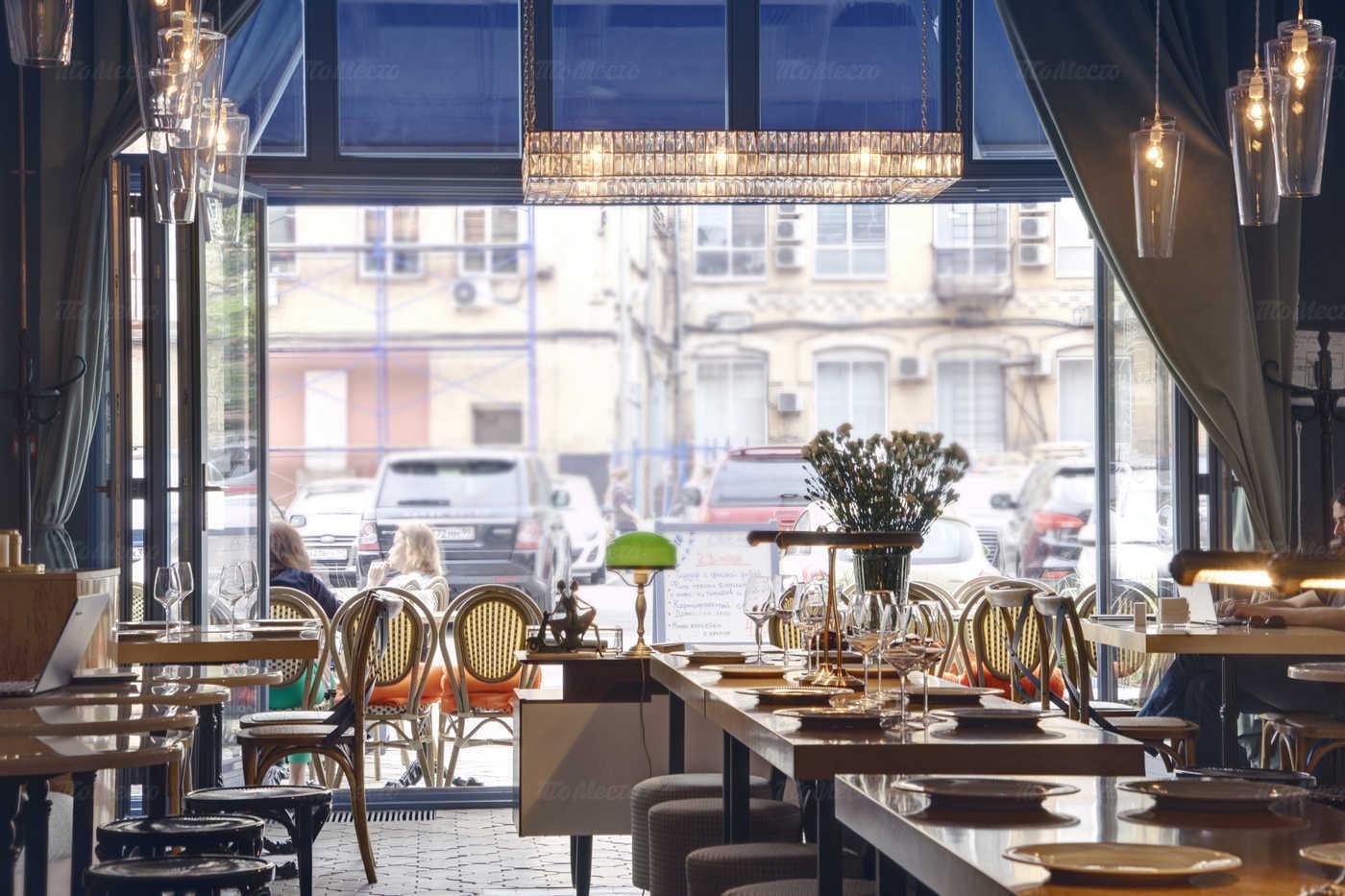 Кафе Canteen (Кантин) на Рочдельской улице фото 2