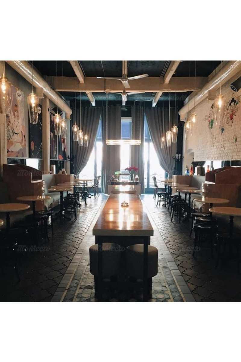 Кафе Canteen (Кантин) на Рочдельской улице фото 5