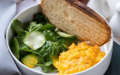 Меню кафе Canteen (Кантин) на Рочдельской улице фото 38