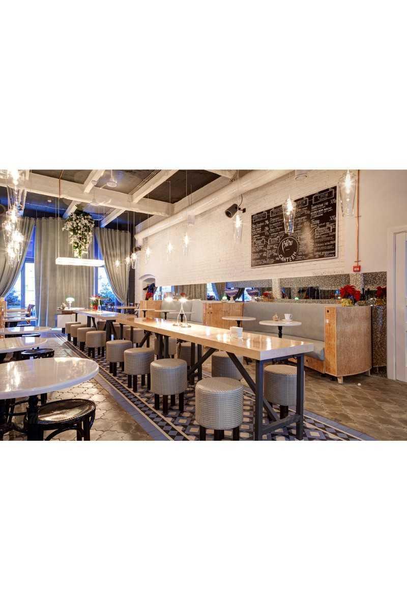 Кафе Canteen (Кантин) на Рочдельской улице фото 3