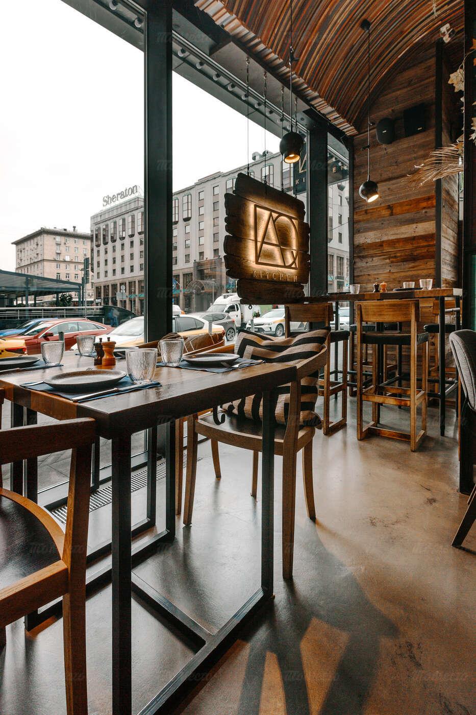 Ресторан AQ Kitchen на Большой Грузинской улице фото 10