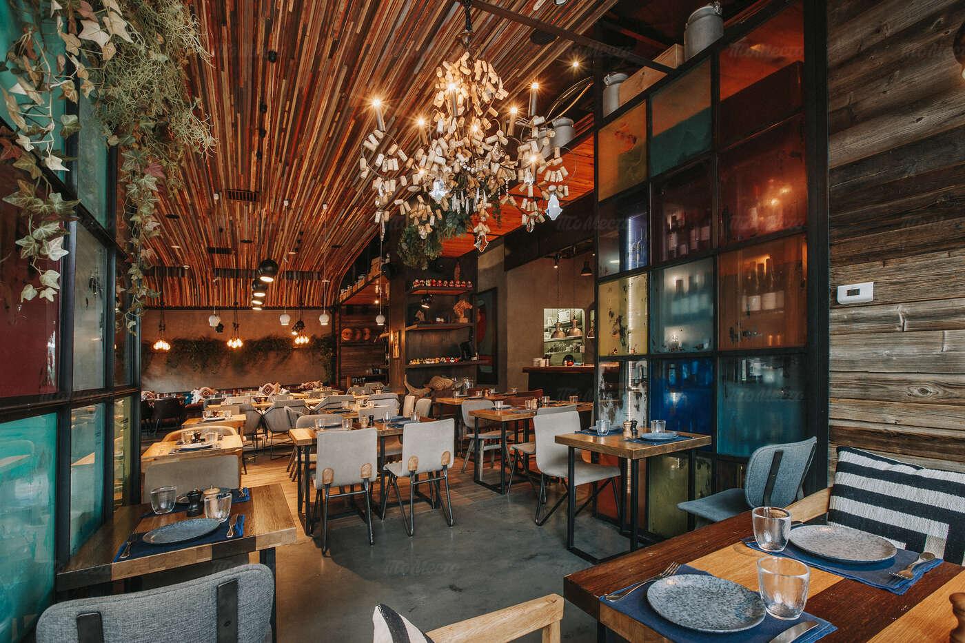 Ресторан AQ Kitchen на Большой Грузинской улице фото 7