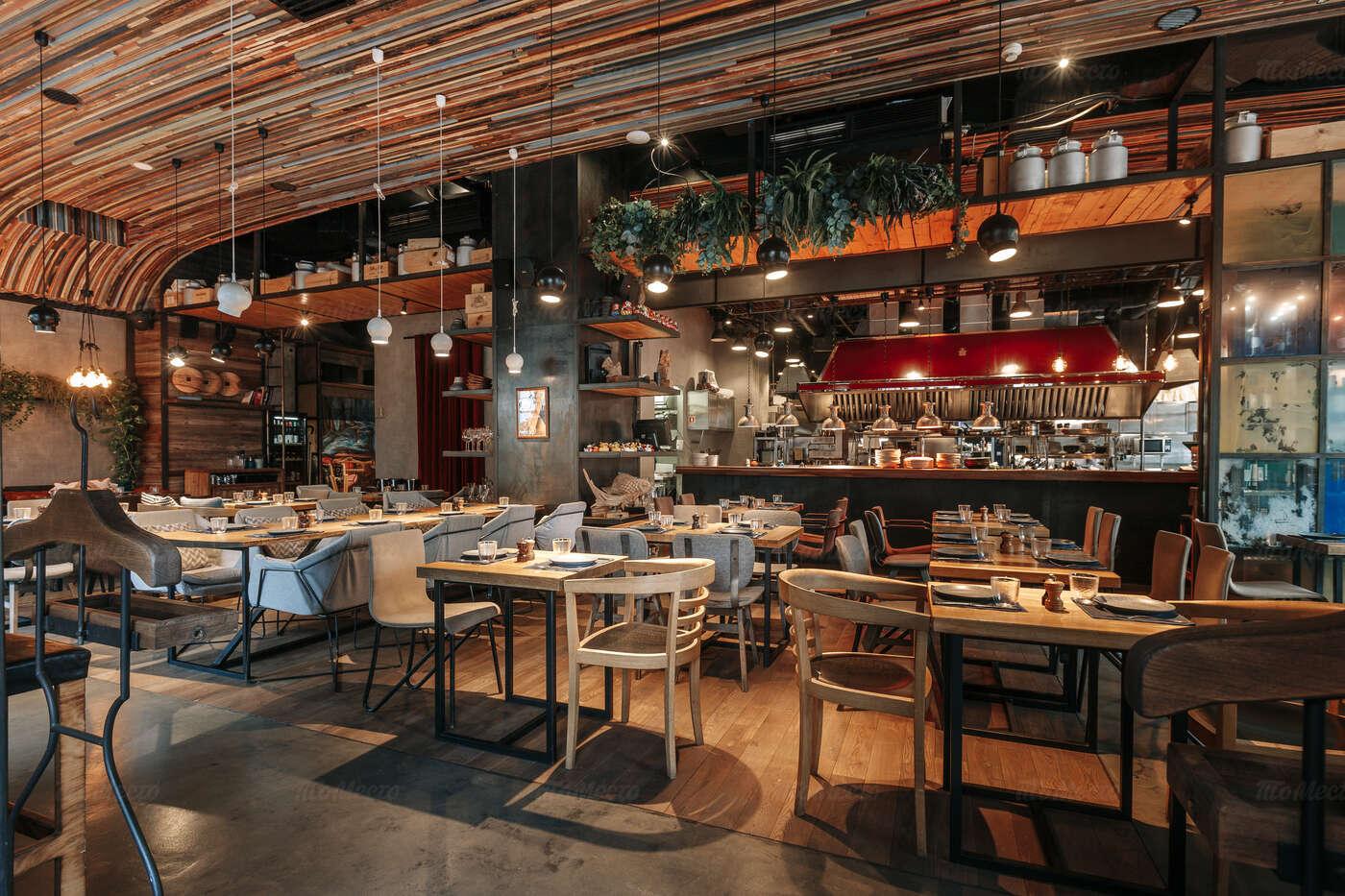 Ресторан AQ Kitchen на Большой Грузинской улице фото 6