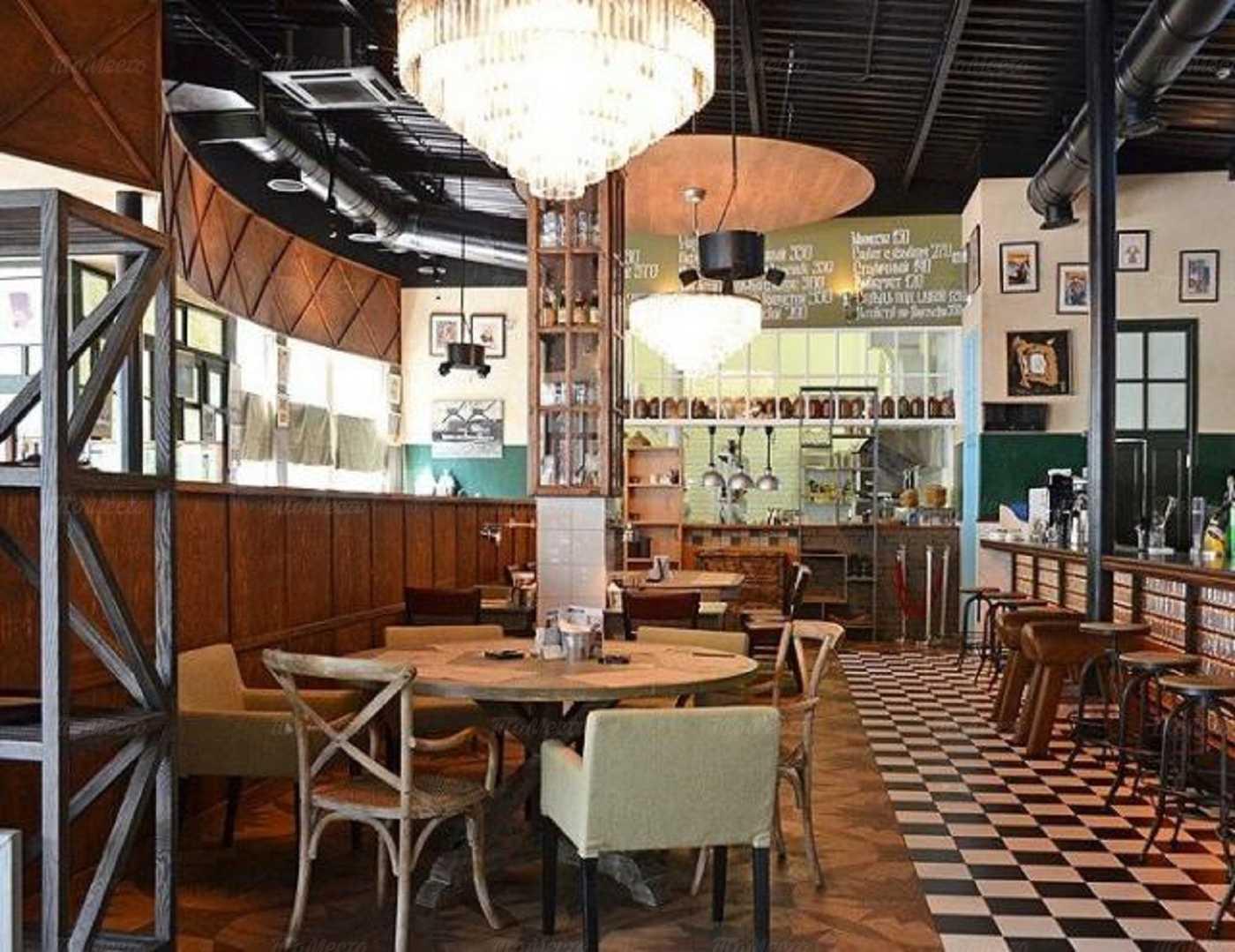 Ресторан Валерий Чкалов на Социалистической улице