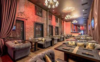 Банкетный зал бара, караоке клуб, ресторана El ponto (Эль Понто) на Лиговском проспекте фото 1