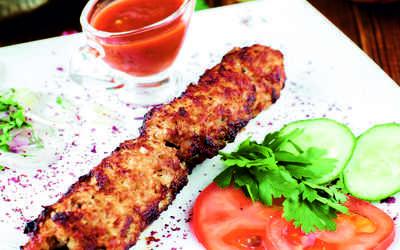 Меню ресторана Старый Баку на улице Гатчинской фото 7