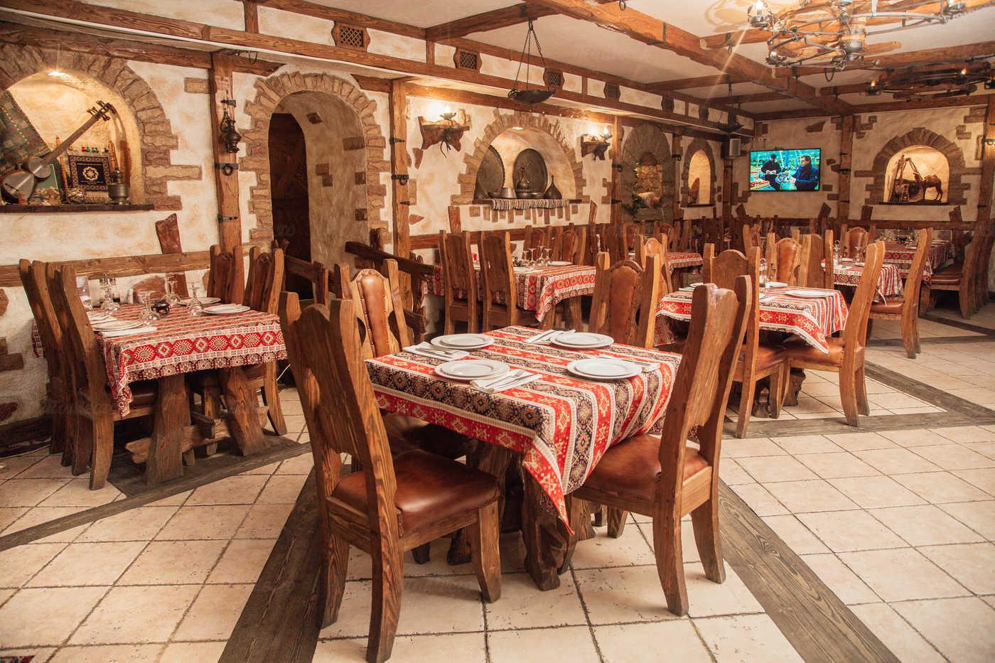 Банкеты ресторана Старый Баку на улице Гатчинской фото 7