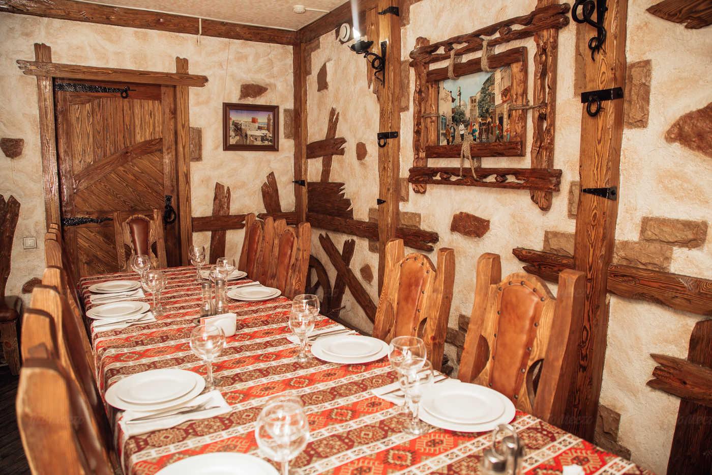 Банкеты ресторана Старый Баку на улице Гатчинской фото 8