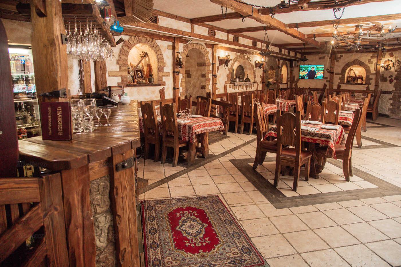 Банкеты ресторана Старый Баку на улице Гатчинской фото 6