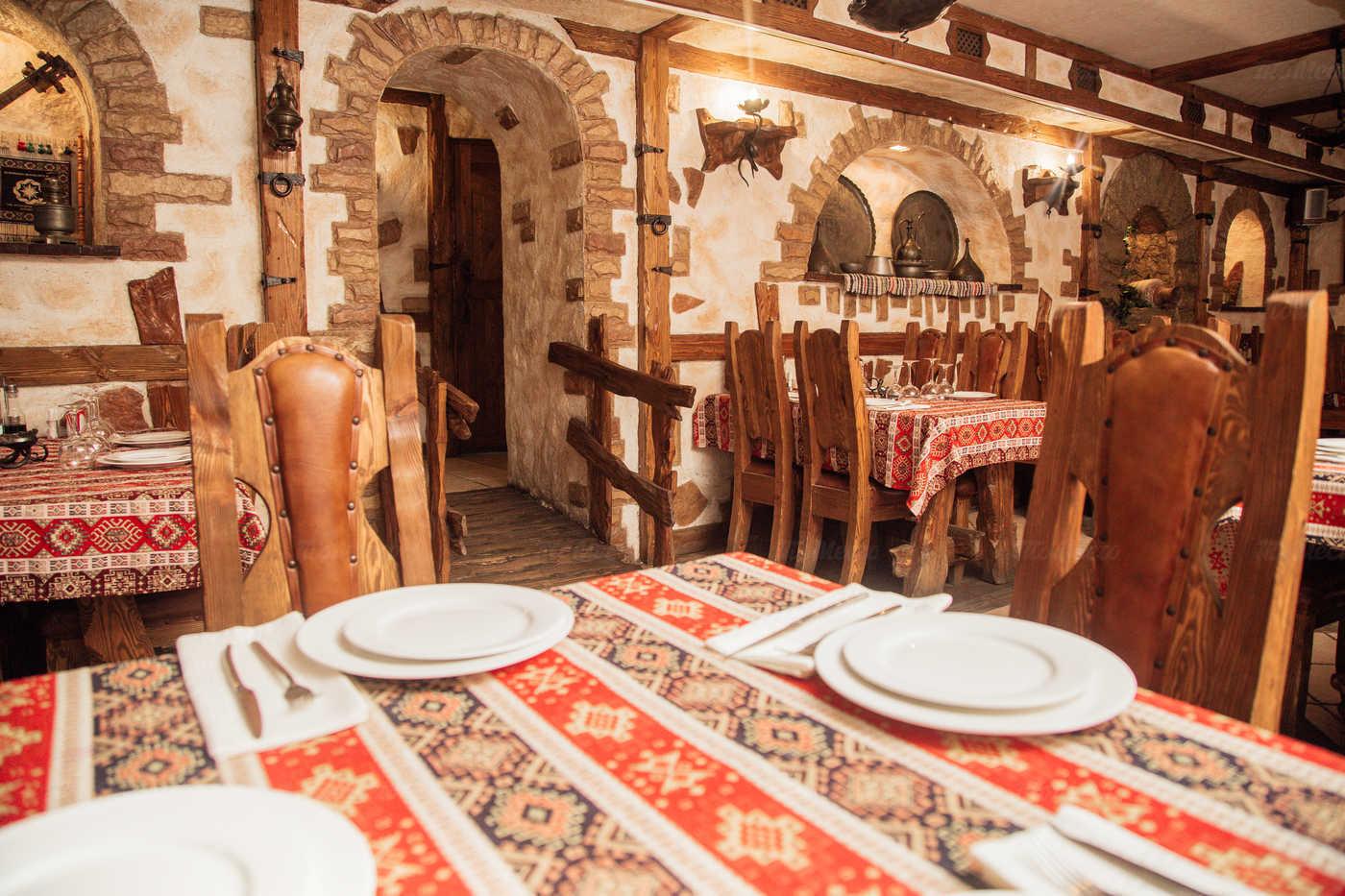 Банкеты ресторана Старый Баку на улице Гатчинской фото 5