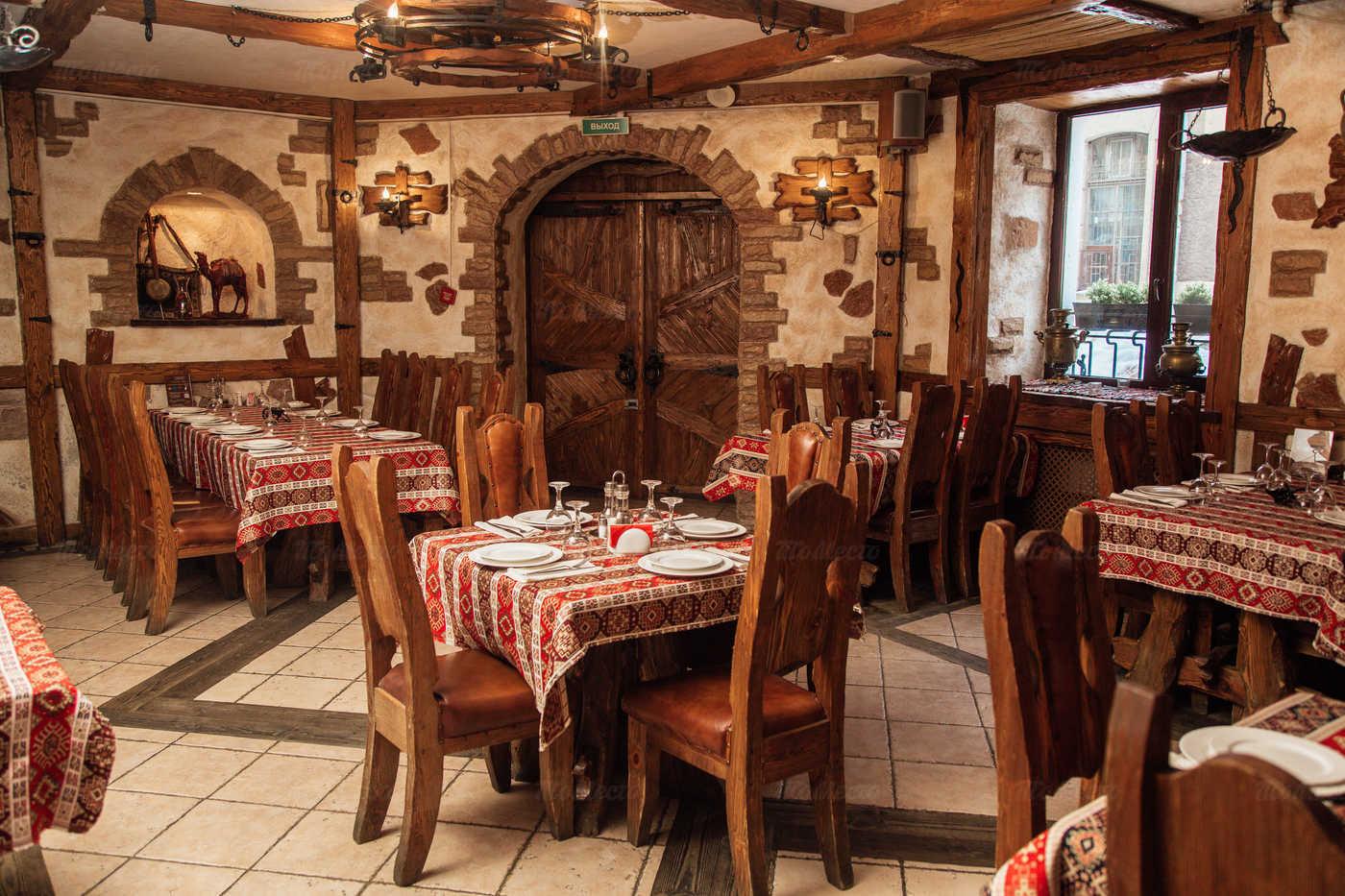 Ресторан Старый Баку на улице Гатчинской