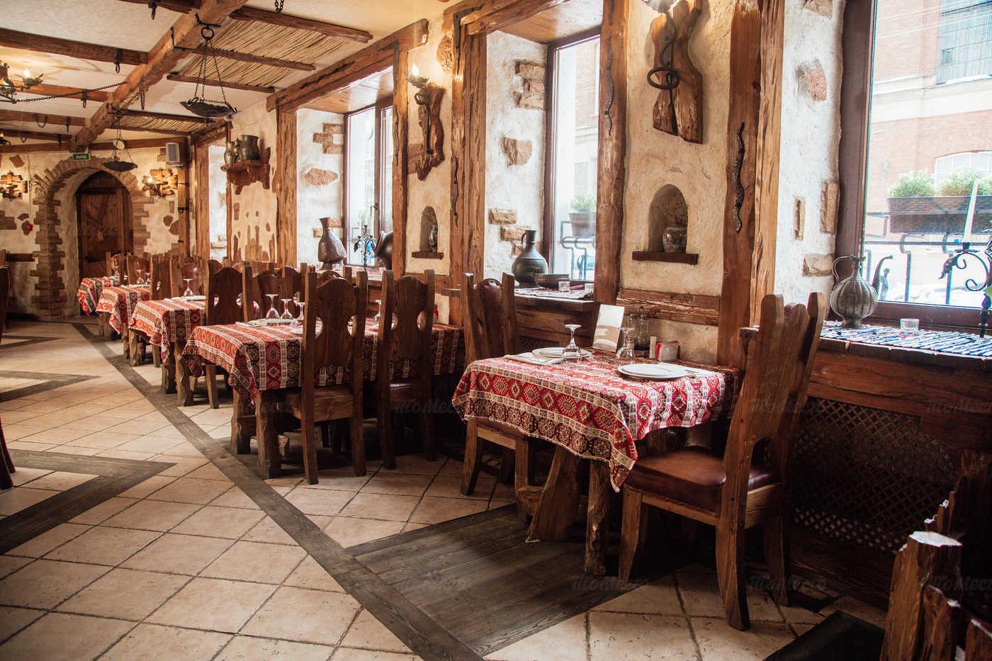 Банкеты ресторана Старый Баку на улице Гатчинской фото 4
