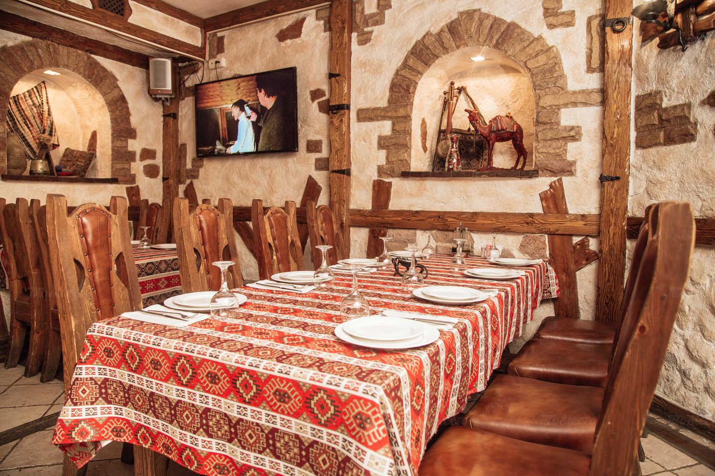 Банкеты ресторана Старый Баку на улице Гатчинской фото 2