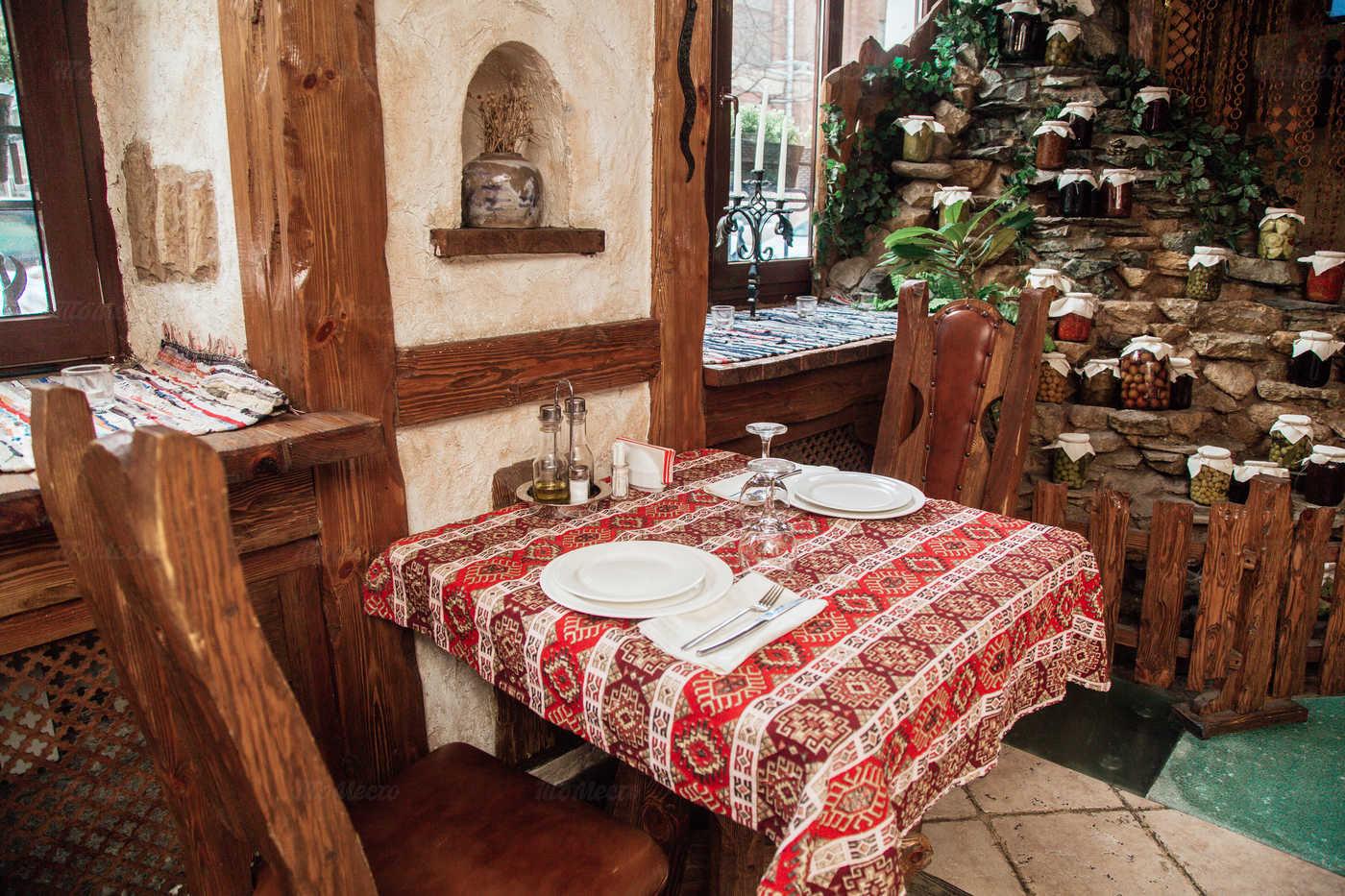 Банкеты ресторана Старый Баку на улице Гатчинской фото 3