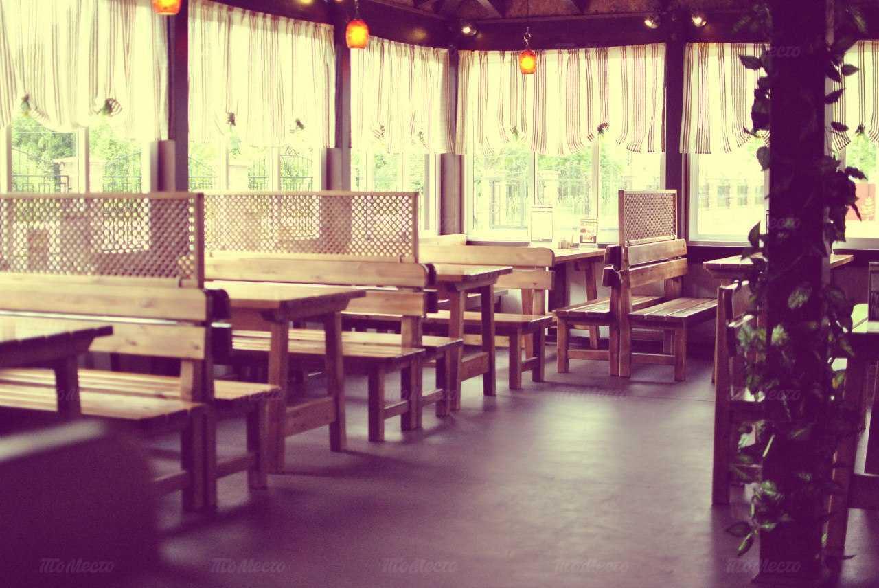 Меню ресторана Noteburg в Красном тракте