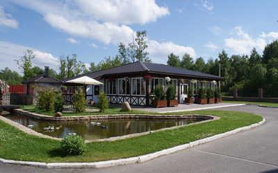 Банкетный зал ресторана Noteburg в Красном тракте
