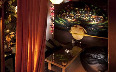 Банкетный зал бара, кафе, ночного клуба Пэко (Peko) на 1-й Тверской-Ямской улице