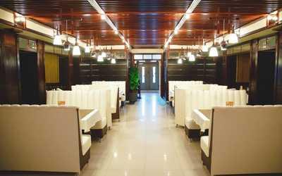 Банкетный зал ресторана La Maison (Ля Мезон) на улице Алма-Атинской фото 1