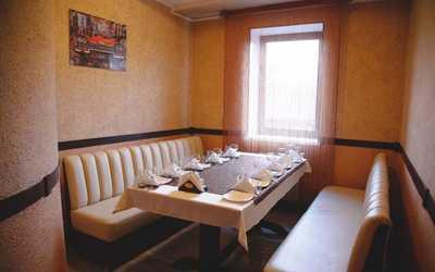 Банкетный зал ресторана La Maison (Ля Мезон) на улице Алма-Атинской