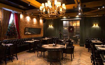 Банкетный зал бара, паба, стейк-хауса Bukowski Grill (Буковски Гриль) на улице Карла Либкнехта фото 1