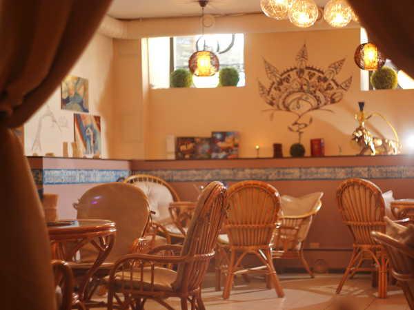 Дели (Delhi (бывшее кафе Индиго))
