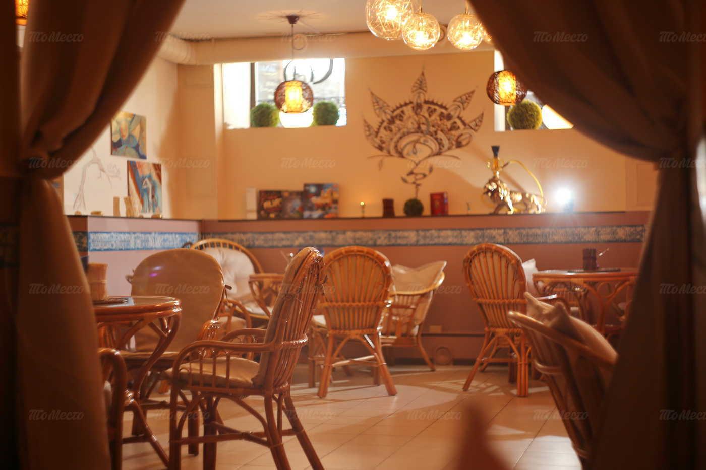 Меню кафе, ресторана Индиго (Indigo) на Разъезжей улице