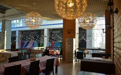 Банкетный зал кафе, ресторана MartaBakkerCafe на Байконурской улице