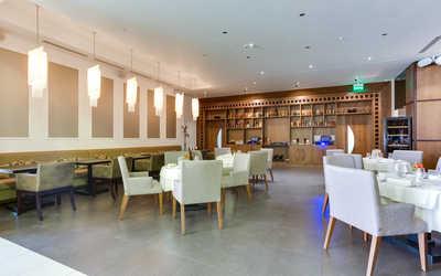 Банкетный зал кафе, ресторана Андиамо на Рублевском шоссе фото 2