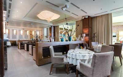 Банкетный зал кафе, ресторана Андиамо на Рублевском шоссе фото 3
