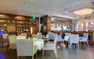 Банкетный зал кафе, ресторана Андиамо на Рублевском шоссе фото 1