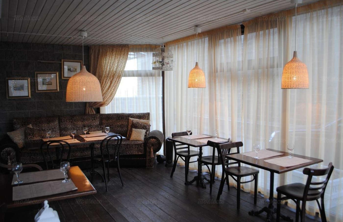 Ресторан Гостиная на улице Кораблестроителей
