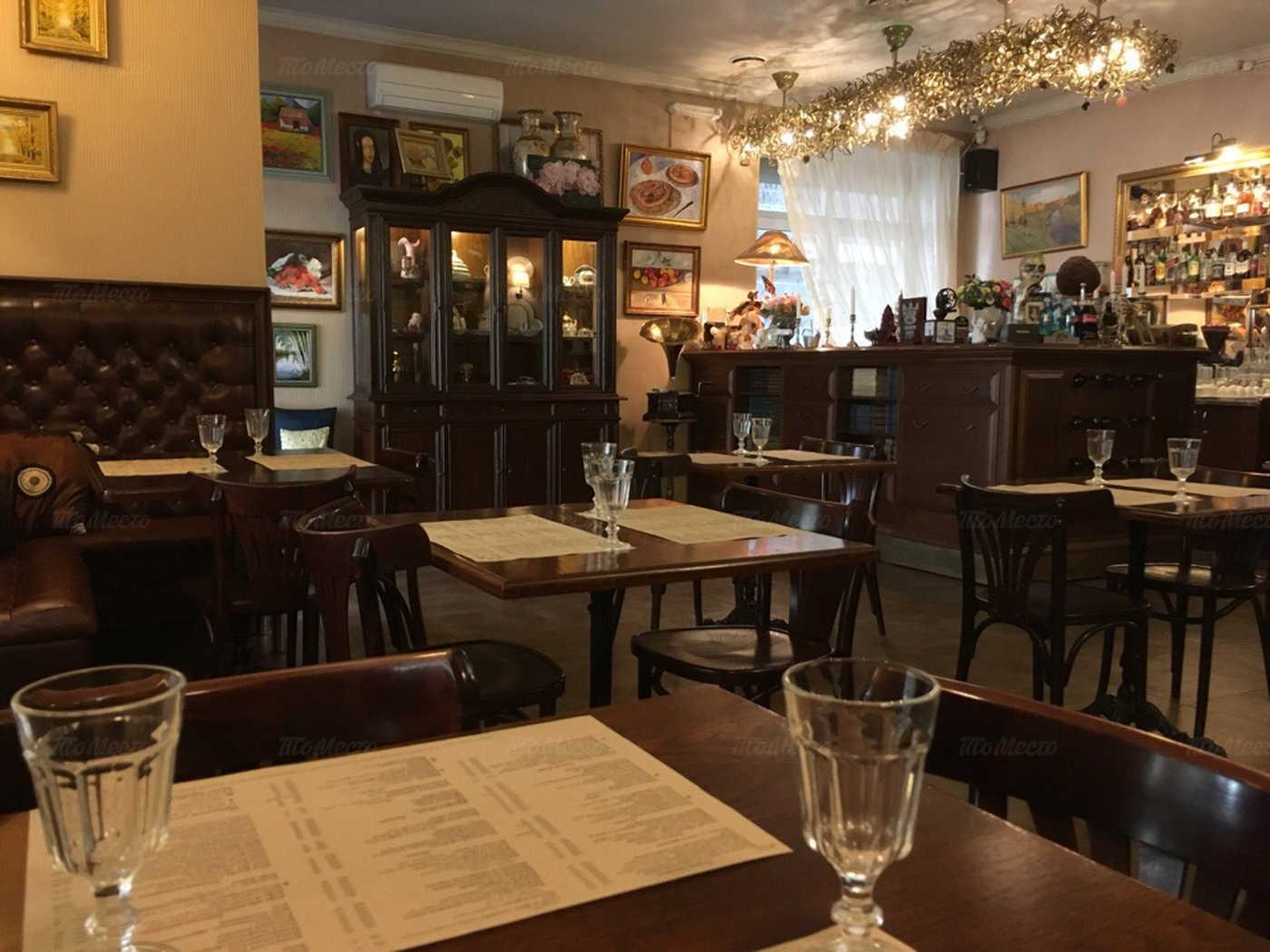 Ресторан Гостиная на улице Кораблестроителей фото 6
