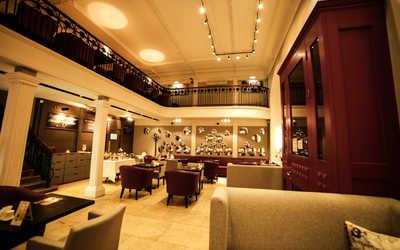 Банкетный зал бара, кафе, ресторана Буржуа на Большой Морской улице фото 1