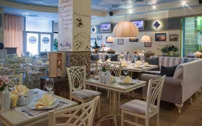 Банкетный зал ресторана IL CANTO (Иль Канто) на Измайловском шоссе
