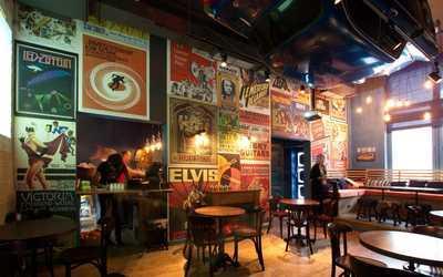 Банкетный зал бара Every day bar на проспекте Авиаконструкторов фото 1