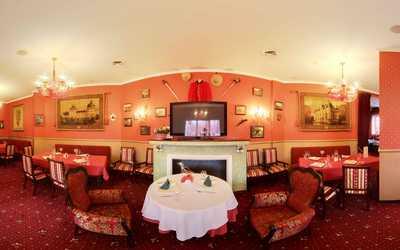 Банкетный зал караоке клуба, ресторана Коронный (бывш.Московский креденс) на проспекте Вернадского