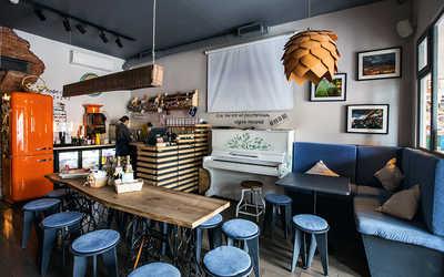 Банкетный зал кафе УКРОП квартира на 7-й линии фото 3