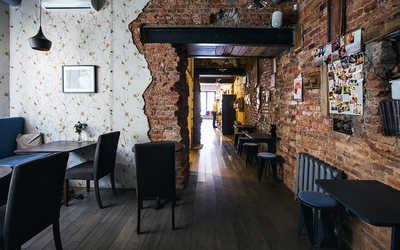 Банкетный зал кафе УКРОП квартира на 7-й линии фото 2