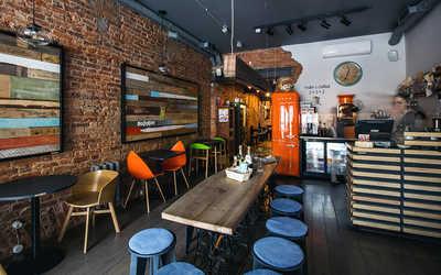 Банкетный зал кафе УКРОП квартира на 7-й линии фото 1
