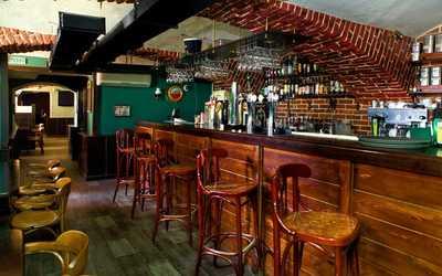Банкетный зал бара, кафе Кронборг (бывш. HOP&HOPE) на Владимирском проспекте фото 3