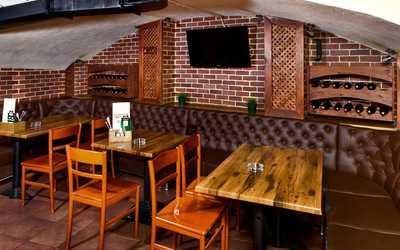 Банкетный зал бара, кафе Кронборг (бывш. HOP&HOPE) на Владимирском проспекте фото 2