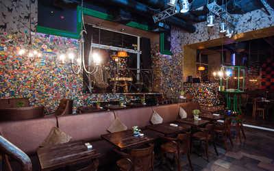 Банкетный зал бара, кафе Диду (Didu) на Мясницкой улице фото 3