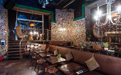 Банкетный зал бара, кафе Диду (Didu) на Мясницкой улице фото 2